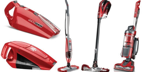 Dirt Devil Sale: Cordless Bagless Handheld Vacuum Only $24.99 Shipped (Regularly $49.99)