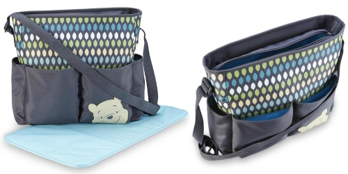 Sears.com: Winnie the Pooh 3-Piece Diaper Bag Set Only $3.99 (Regularly $19.99)