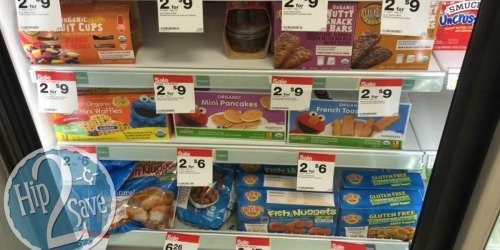 RARE Buy 1 Get 1 FREE Earth's Best Frozen Foods Coupon = Nice Deals At Target