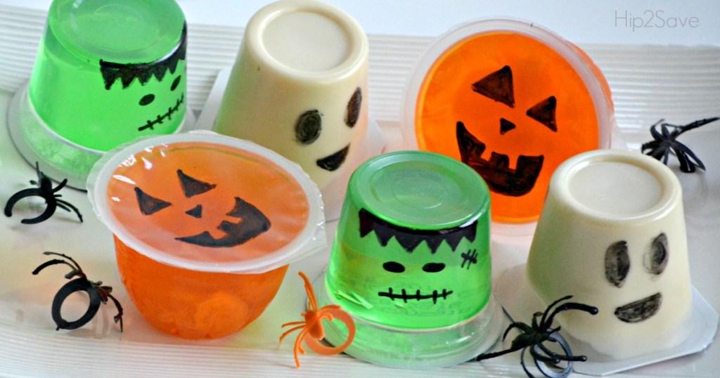 Spooky Vampire Donuts Halloween Treats