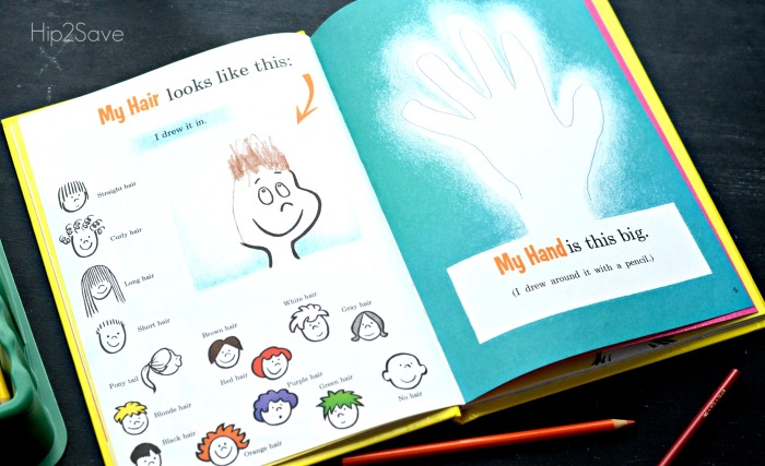 Example from My Book About Me by Dr. Seuss