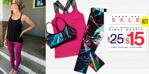 Fabletics Outfit ONLY $15 Shipped (I Share the REALLY Good & the NOT So Good)