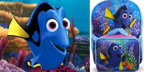 WOW! Score a FREE Finding Dory Backpack AND Lunch Bag Set from Kohl's (After Cash Back)!