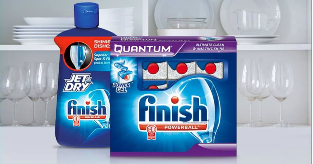 Finish products