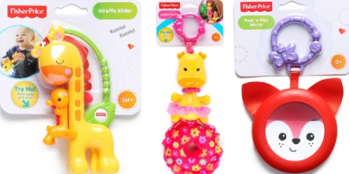 Fisher Price Toys As Low As $3