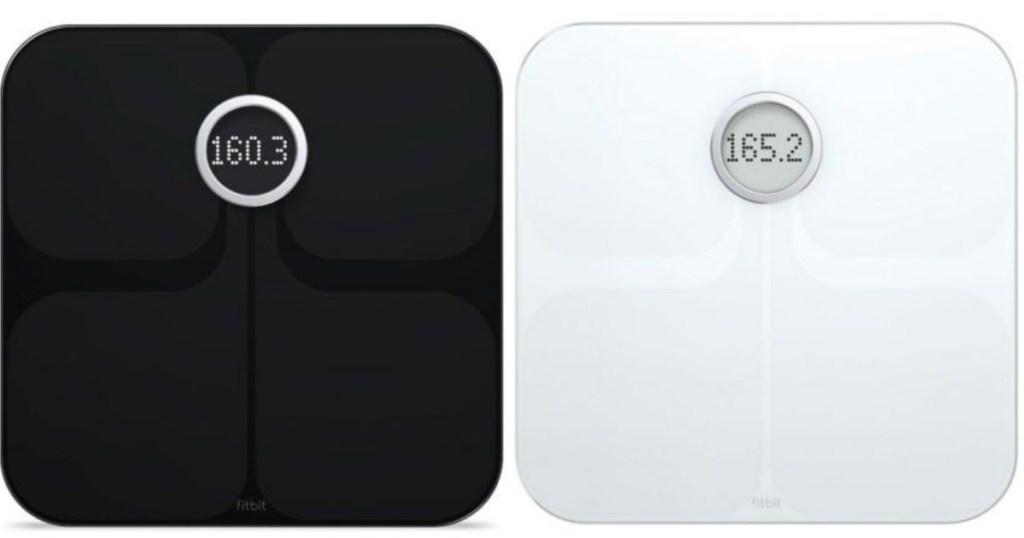 Fitbit Aria Wi-Fi WeightBody FatBMI Digital Smart Scale