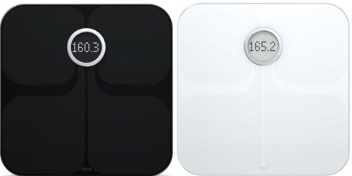 Fitbit Aria Wi-Fi Smart Scale Only $66.95 Shipped (Reg. $129) + Extra $5 Off Purchase of 2 Scales