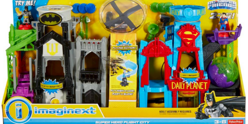 Target.com: Imaginext DC Flight City Playset Only $57.59 Shipped (Regularly $79.99)