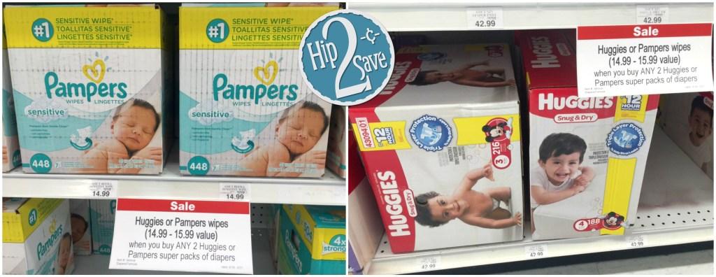 BabiesRUs diapers