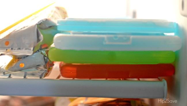 Freezer Packs and Frozen Juice Box Hip2Save.com
