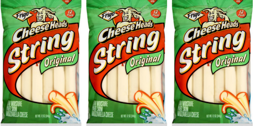 Target: Nice Deal On Frigo String Cheese (Great For School Lunches)
