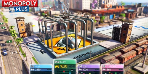 ToysRUs.com: Monopoly Family Fun Pack Sony PlayStation 4 Game Only $12.79