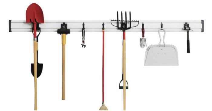 Gladiator GearTrack Channel Garage Hook Kit