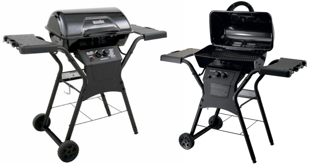 Char Broil Quickset 2 Burner Gas Grill Only 74 34 Shipped Regularly 129 99