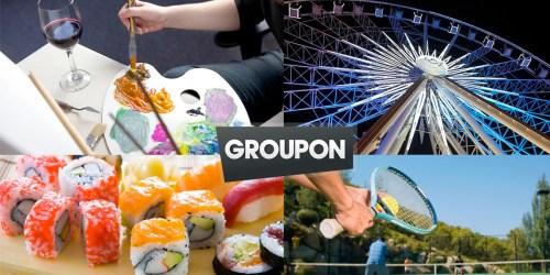 Groupon: 20% Off Local Deals