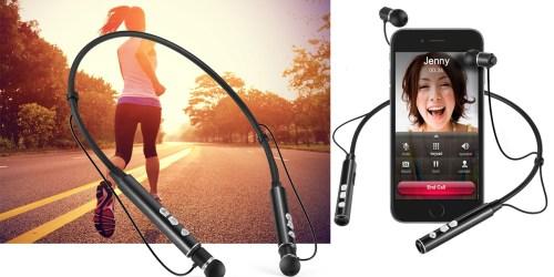 Amazon: Bluetooth Wireless Headphones ONLY $10.66-$16.88
