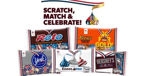 Hershey's Celebrate Sweeps: Enter to Win a Visa Gift Card (Over 500 Winners)