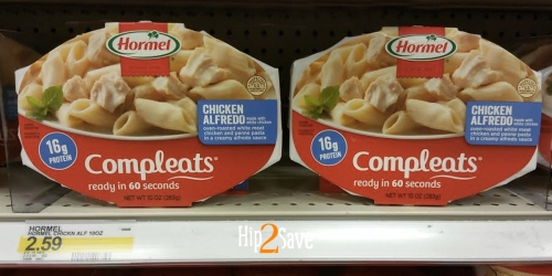 Target: Hormel Compleats ONLY $1.44 Each (Regularly $2.59)