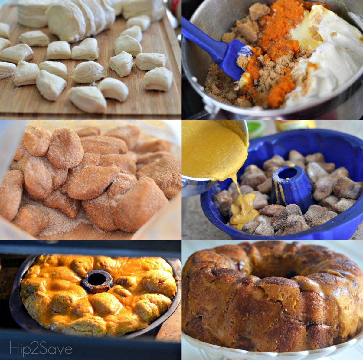How to Make Monkey Bread Hip2Save.com