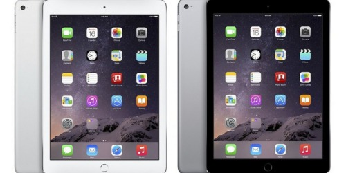 Target.com: Apple iPad Air 2 16GB Only $299.99 Shipped (Regularly $399) & More