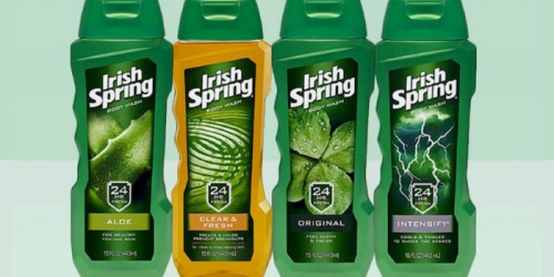 Walgreens: Irish Spring Body Wash Only 49¢ (Starting 8/7)