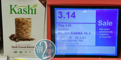 Target: Kashi Dark Cocoa Karma Cereal Only 29¢ (After Ibotta Rebate)
