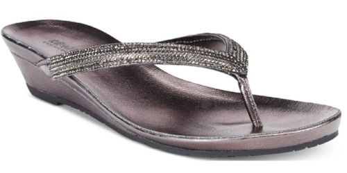 Macy's: Up to 75% Off Shoe Clearance Event = Kenneth Cole Flip Flops Only $12.25 (Reg. $49)