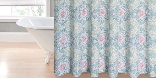 Kohl's Cardholders: Regal Home Printed Shower Curtains Only $7 Shipped (Regularly $24.99)
