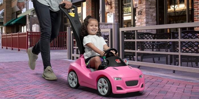 391439e3278 Kohl's Cardholders: Step2 Whisper Ride Cruiser in Pink ONLY $25.54 ...