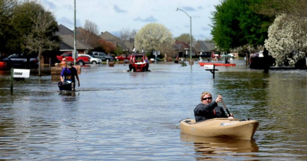 LA Flooding
