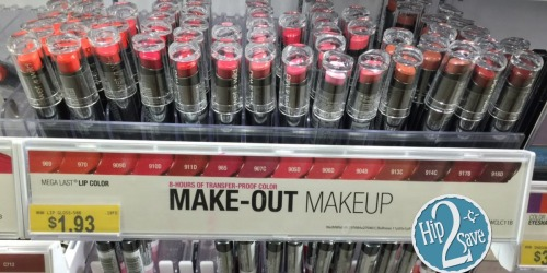 THREE Wet n Wild Coupons = Inexpensive Cosmetics at Walmart & Target