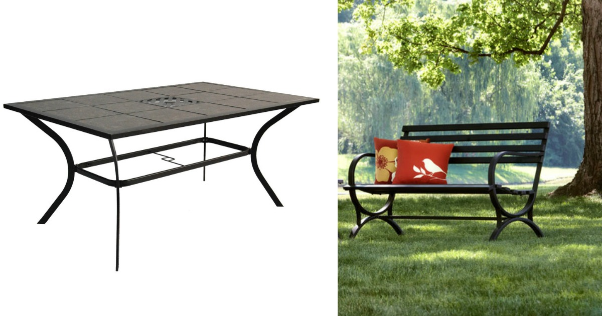 Lowe's: Up to 75% Off Patio Furniture Clearance - Hip2Save