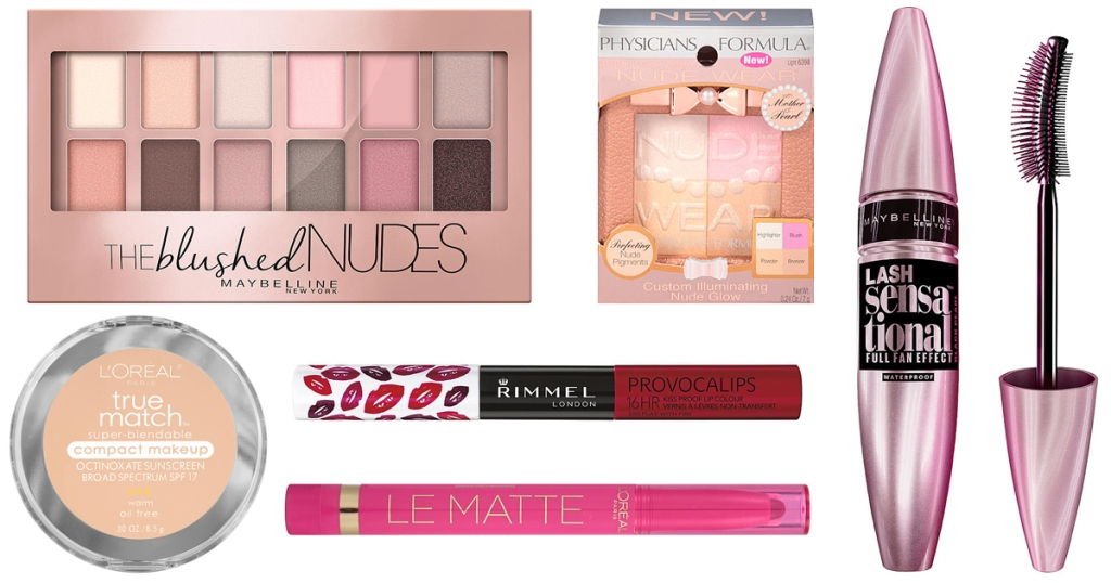 Kmart com: Buy One Get One Free Cosmetics = Maybelline Eye