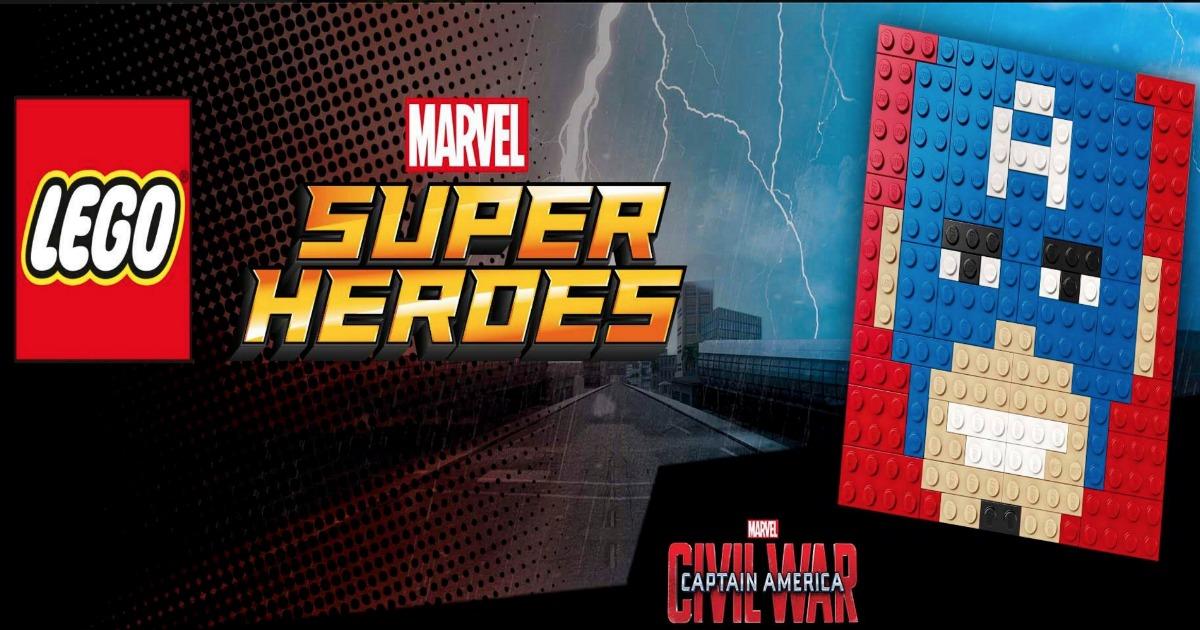 Marvel Lego ToysRUs Event