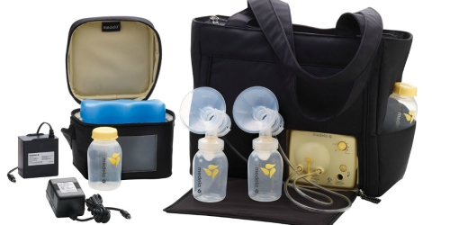 Hurry! Amazon Lightning: Medela Pump in Style Advanced Breast Pump w/ Tote $199.97 Shipped