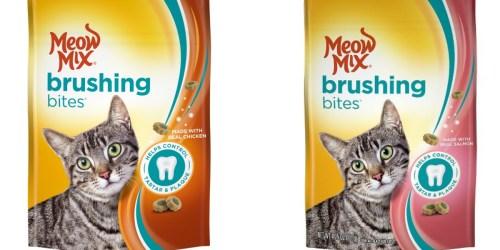 Target: Meow Mix Brushing Bites Only $1.13 (Regularly $2.99)