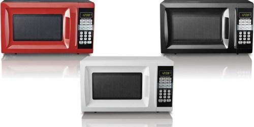 Walmart: Hamilton Beach Microwave Oven Only $29.88