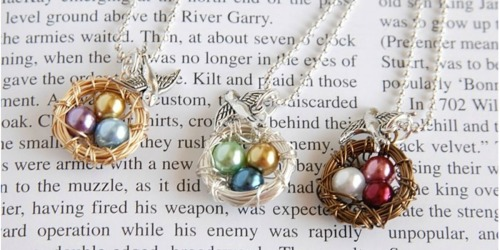 Jane.com: Mother's Family Nest Necklace Only $9.99 Shipped (Great Gift Idea)