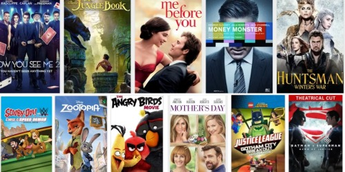 Google Play: 75% Off ONE Movie Rental (PayPal Users)