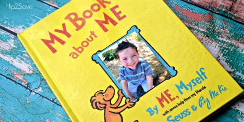 My Book About Me (A Priceless Dr. Seuss Tradition)