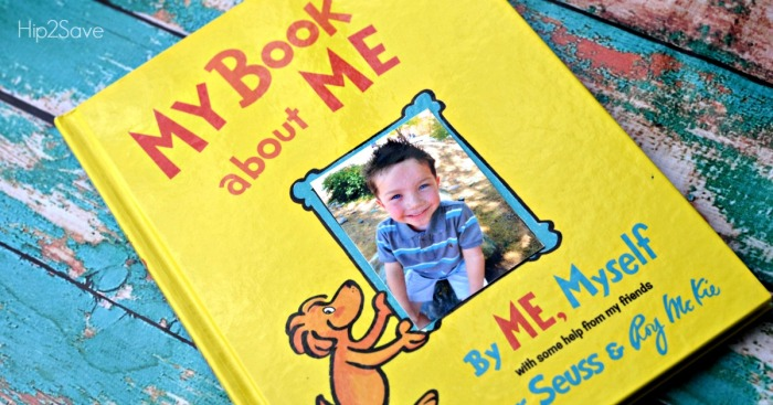 My Book About Me Dr. Seuss Must Have Book