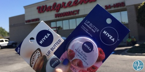 Walgreens: Possible Nivea Lip Butter Tins Only $1.49 (After Points) + Summer Shoe Clearance