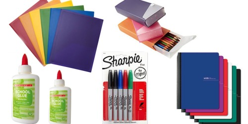 Office Depot/OfficeMax: Back to School Deals Starting 8/21 (10¢ Glue, Pencil Boxes & More)