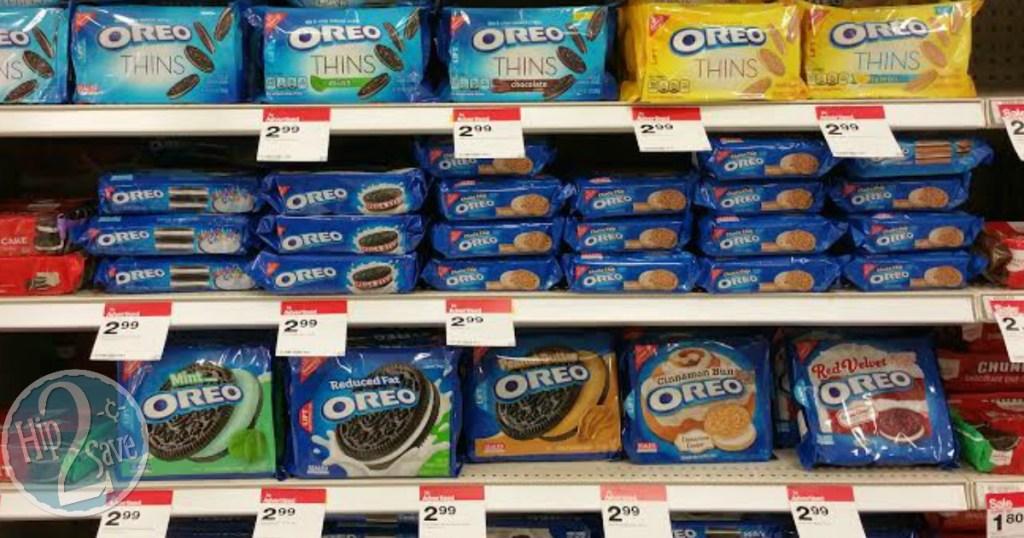 Oreo Cookies at Target Hip2Save
