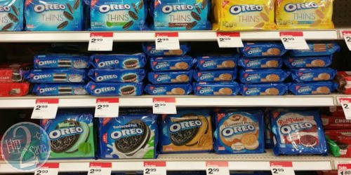 Target: Oreo Cookies Only $1.42 Each