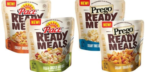 Target: Prego and Pace Ready Meals Only $1.43 Each