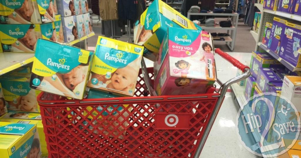 Pampers at Target Hip2Save
