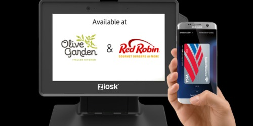 Samsung Pay: $5 Off ANY $10+ Purchase at Olive Garden or Red Robin Restaurants