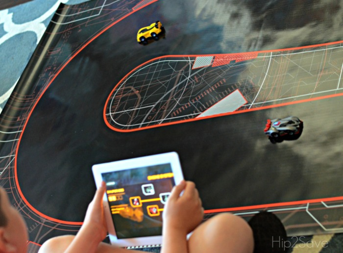 Playing Anki Drive