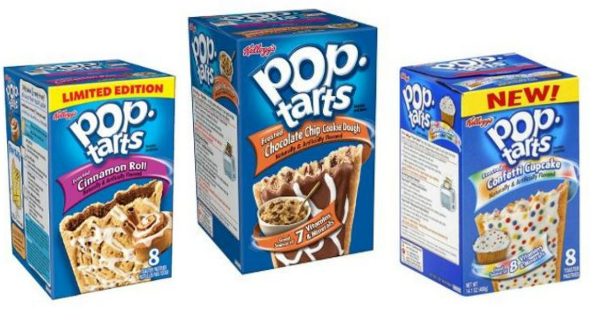 Pop-Tarts Other Flavors